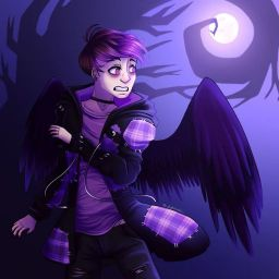 Sanders Sides One Shots - Rescue Me (Winged!Sides) - Wattpad