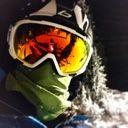 a-skier