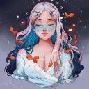 Mavi Kalpli Kız
