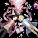 Eren, Mikasa e Armin