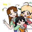 Fafa, Beast and Emy