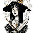 zodiac witch